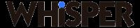 logo whisper png