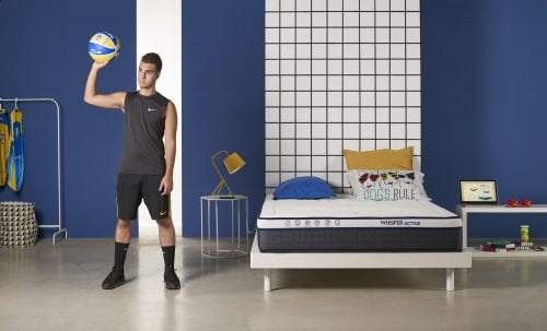 Whisper ACTIVE mattress