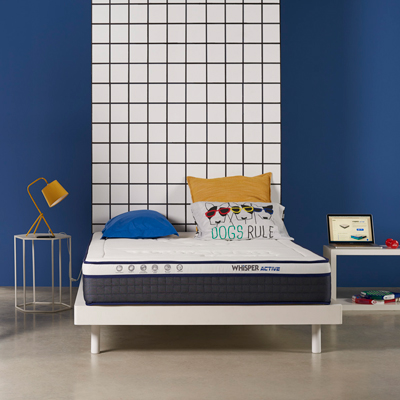 WHisper ACTIVE mattress
