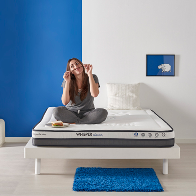 WHISPER Classic mattress