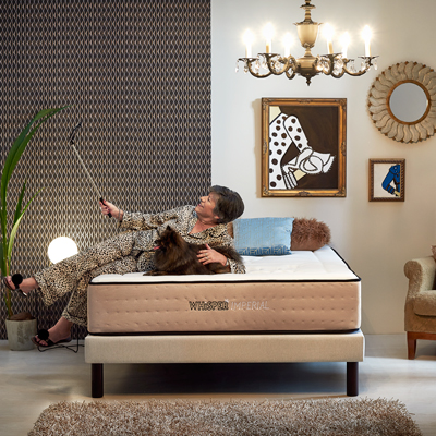 Whisper IMPERIAL mattress