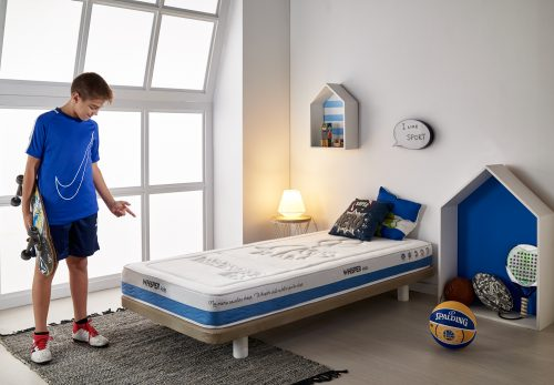 Matelas Whisper Kids Blue